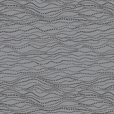 Gossamer in Grey Large - Something Wicked This Way Comes by heather Dutton for Modern Yardage