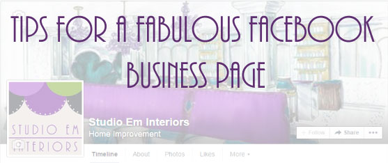 Tips for a Fabulous Facebook Business Page