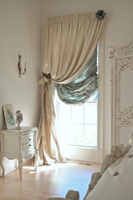 Romantic Textiles - FINDS - Non-Traditional Romantic Bedrooms