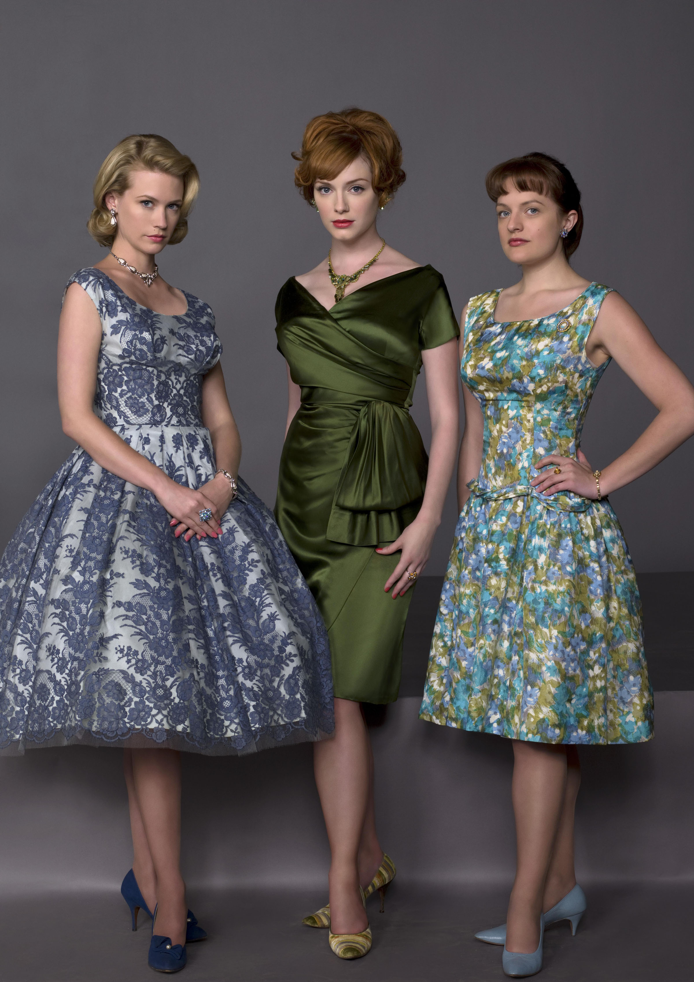 The Women of Mad Men - Dress the Part - Who do you want to be