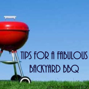 Tips for a Fabulous Backyard BBQ