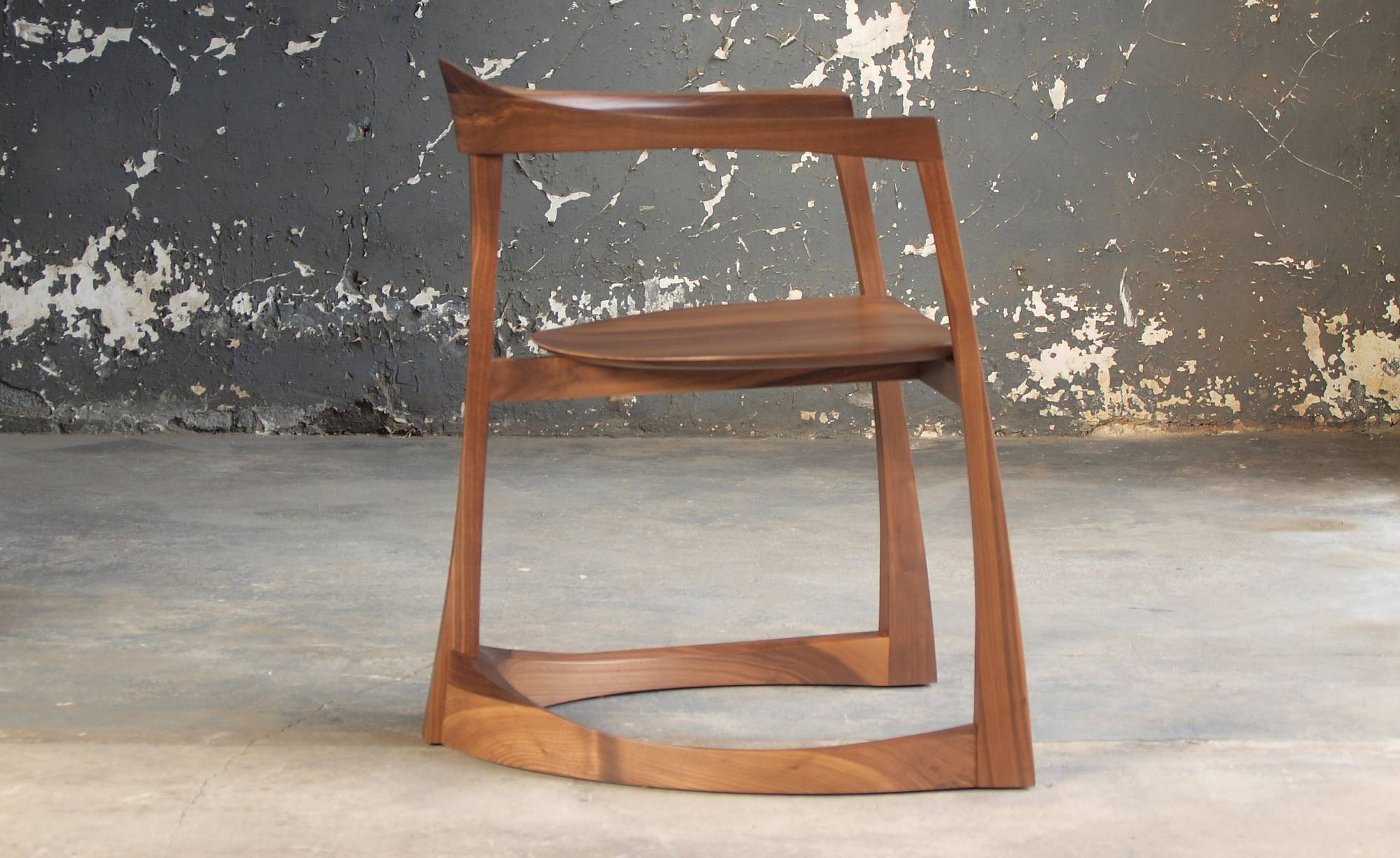 Lineground Armchair by Skram - Chair of the Month - FINDS Blog