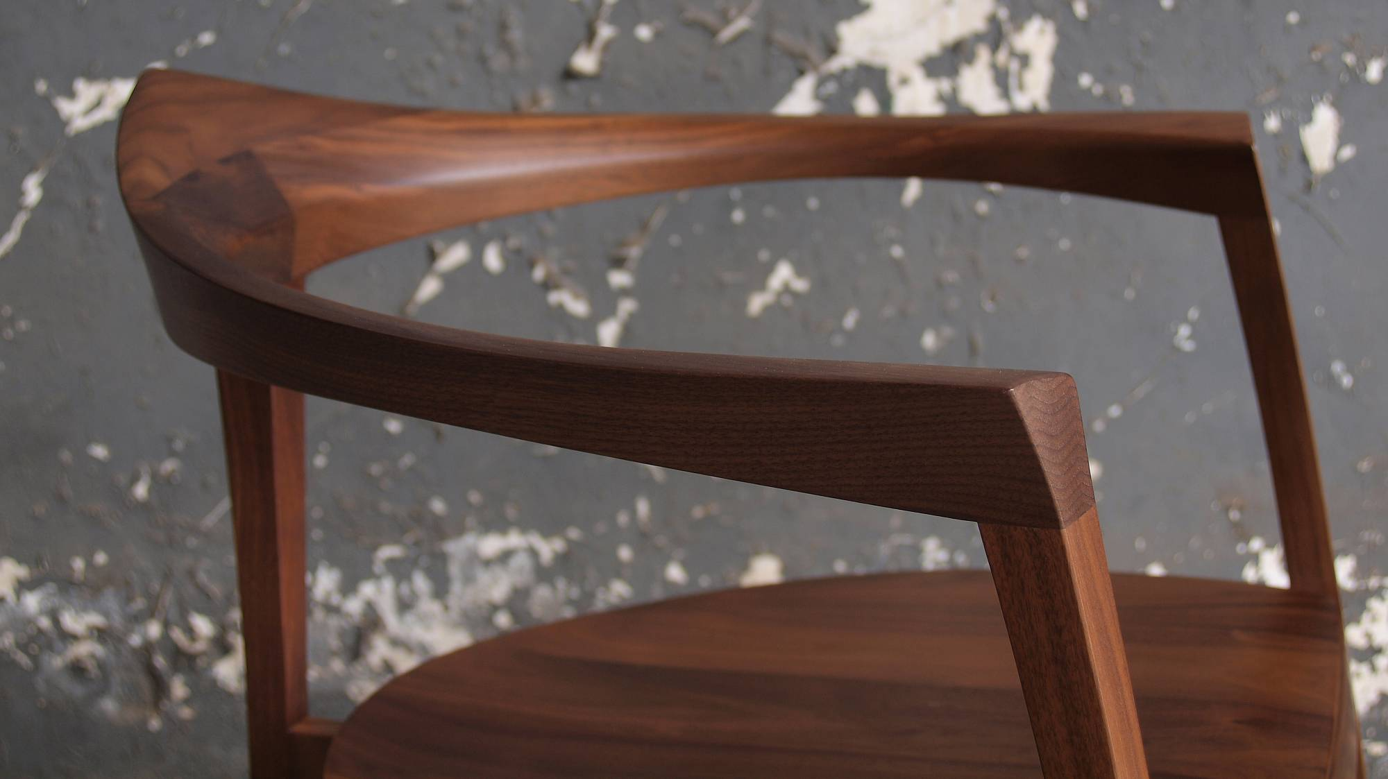 Lineground Armchair detail by Skram - Chair of the Month - FINDS Blog